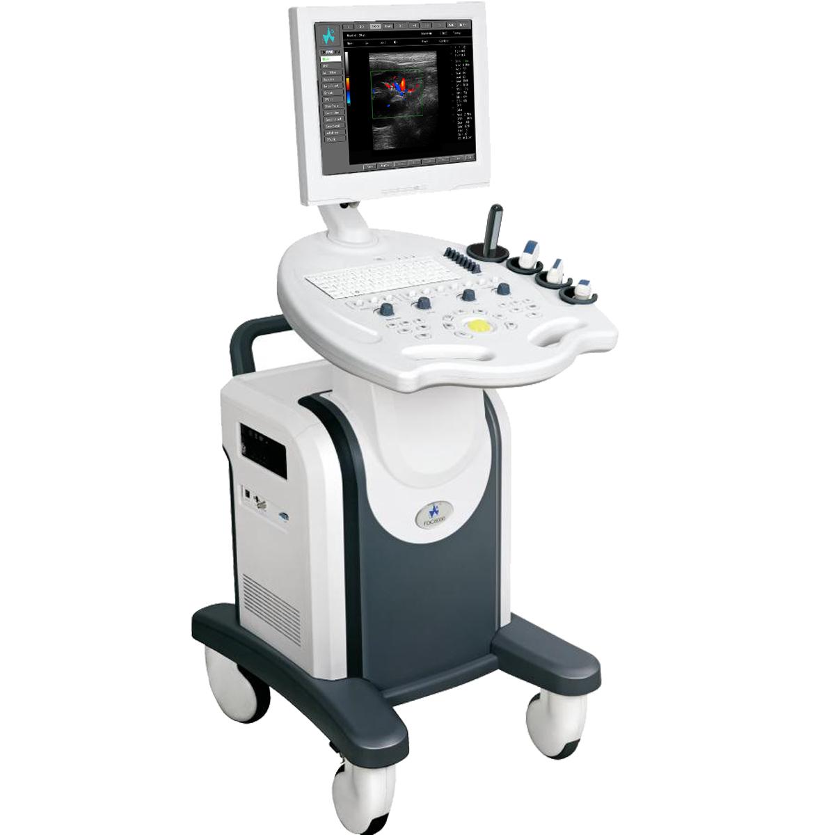 FDC8000VSystème de Diagnostic Par Ultrasons Doppler Couleur